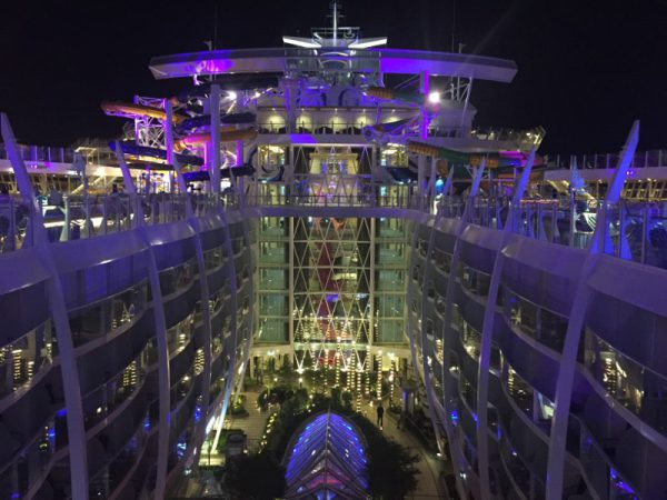 aniversario serhs harmony of the seas
